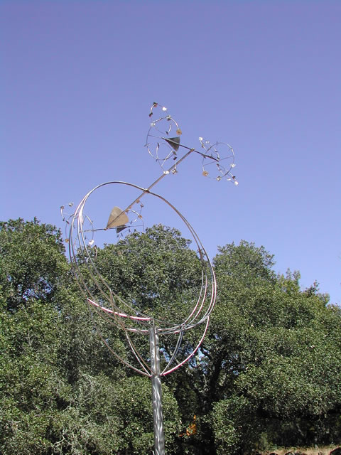 Orbiter 2008 Kinetic Sculpture